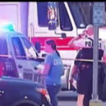 Cops kill man in Walmart with toy gun, bystander does in the incident as well.