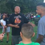 Wichita, Kansas Black Lives Matter Protest Becomes Barbecue With Police Instead