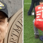 Air Force Colonel Takes a Knee on NFL Sideline Because Cops Killed His Son