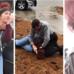 WATCH: Cop Chokes and Body Slams 14 year old Girl and Her Sister for Allegedly Filming Them